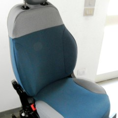 FIAT NEW PANDA '12 BLU + GRIGIO